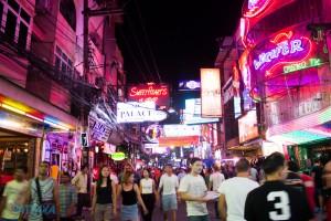 Walking Street Pattaya 14